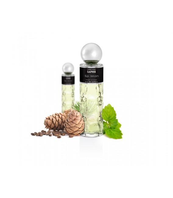 perfumes saphir de hombre olor citricos