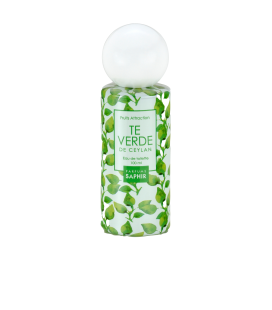 FRASCO 100ml TE VERDE FRUITS