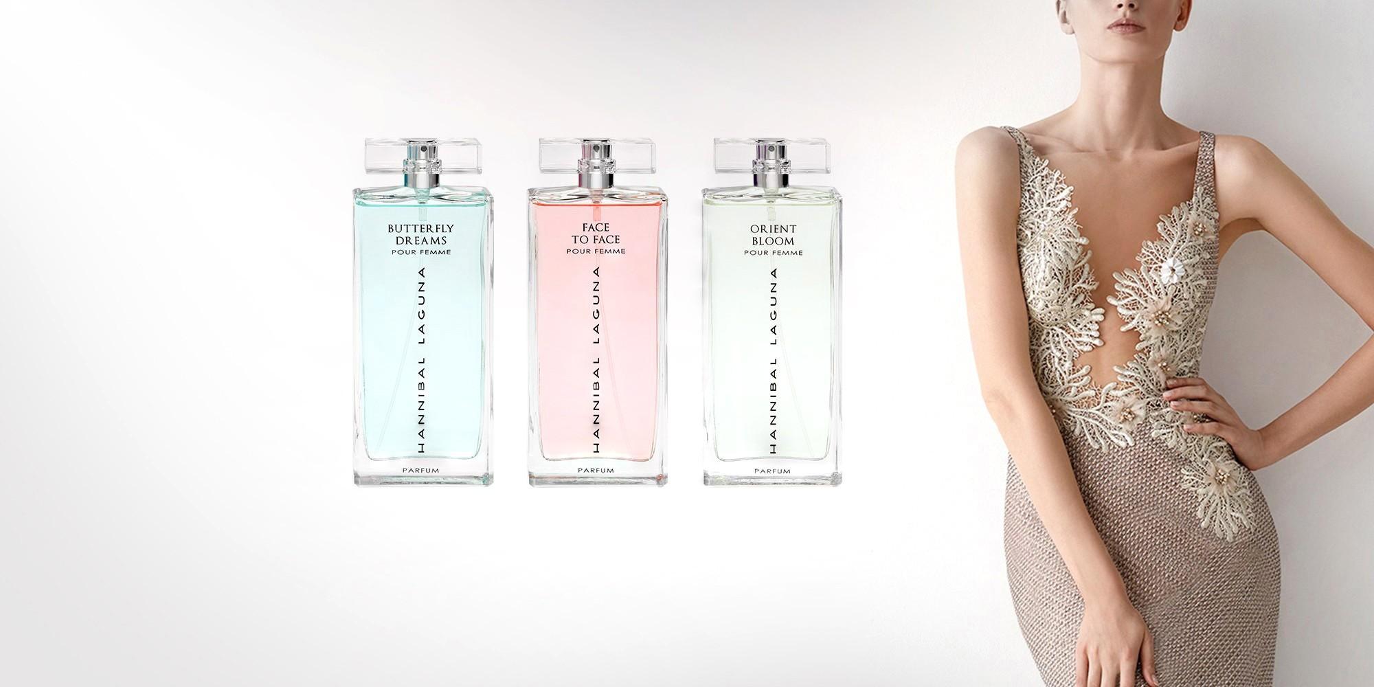 Perfumes Hannibal Laguna